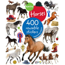 Eyelike: Horses by Workman Publishing, 9780761187240
