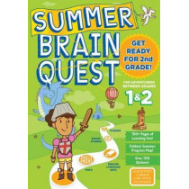 Summer Brain Quest Get Ready for 2nd Grade by Workman Publishing, 9780761189176