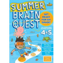 Summer Brain Quest Get Ready for 5th Grade by Workman Publishing, 9780761189206