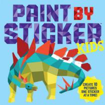 Paint By Sticker Kids by Workman Publishing, 9780761189411