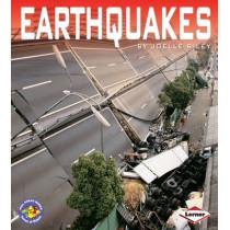 Earthquakes by Joelle Riley, 9780761343899