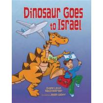 Dinosaur Goes to Israel by Diane Levin Rauchwerger, 9780761351344