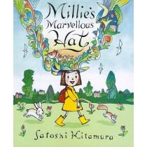 Millie's Marvellous Hat by Satoshi Kitamura, 9780761351535