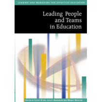 Leading People and Teams in Education by Lesley Kydd, 9780761940593
