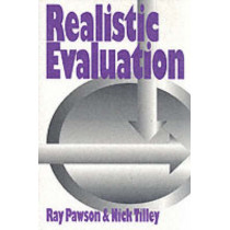 Realistic Evaluation by Ray Pawson, 9780761950097