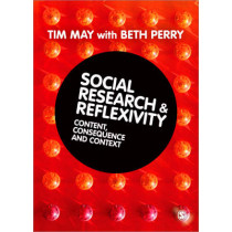 Social Research and Reflexivity by Tim May, 9780761962847