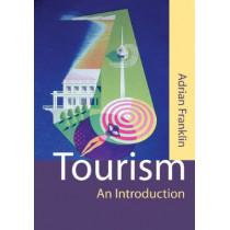 Tourism: An Introduction by Alex Franklin, 9780761967606