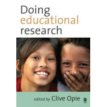 Doing Educational Research by Clive Opie, 9780761970026