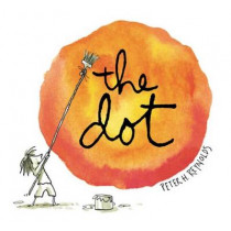 The Dot by Peter H Reynolds, 9780763619619