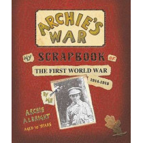 Archie's War by Marcia Williams, 9780763635329