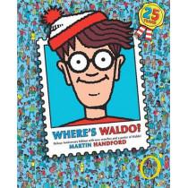 Where's Waldo?: Deluxe Edition by Martin Handford, 9780763645250