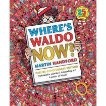 Where's Waldo Now?: Deluxe Edition by Martin Handford, 9780763645267