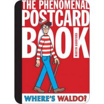 Where's Waldo? the Phenomenal Postcard Book by Martin Handford, 9780763654160