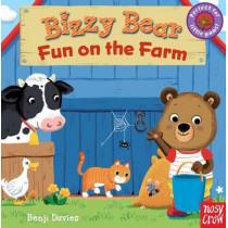 Bizzy Bear: Fun on the Farm by Nosy Crow, 9780763658793