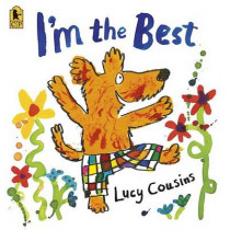I'm the Best by Lucy Cousins, 9780763663483