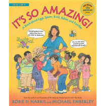 It's So Amazing!: A Book about Eggs, Sperm, Birth, Babies, and Families by Robie H Harris, 9780763668747