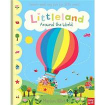 Littleland Around the World by Marion Billet, 9780763675790