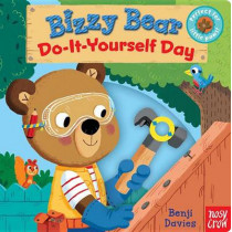 Bizzy Bear: Do-It-Yourself Day by Nosy Crow, 9780763693282