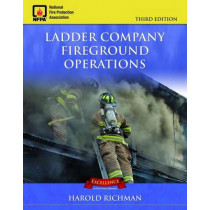 Ladder Company Fireground Operations by Steve Persson, 9780763744960