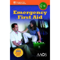 Emergency First Aid by British Paramedic Association, 9780763764616