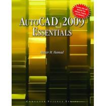 Autocad 2009 Essentials by Munir Hamad, 9780763773779
