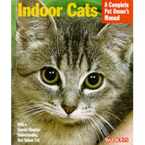 Indoor Cats by Katrin Behrend, 9780764109355