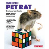 Training Your Pet Rat by Gerry Buscis, 9780764112089