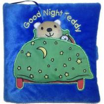 Good Night, Teddy by Francesca Ferri, 9780764125959