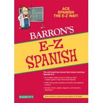 E-Z Spanish by Ruth J. Silverstein, 9780764141294