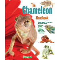 Chameleon Handbook by Jacques LeBerre, 9780764141423