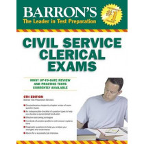 Barron's Civil Service Clerical Exam by Bobrow Test Preparation Services, 9780764143021