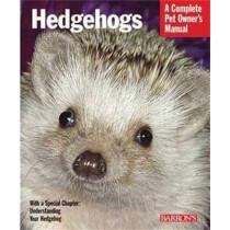 Hedgehogs by Sharon Vanderlip, 9780764144394