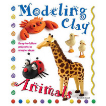 Modeling Clay: Animals by Bernadette Cuxart, 9780764145797