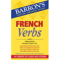 French Verbs by Christopher Kendris, 9780764146084