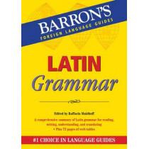 Latin Grammar by Raffaela Maidhoff, 9780764147210