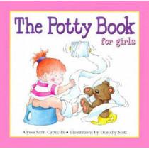 Potty Book for Girls by Alyssa Satin Capucilli, 9780764152313