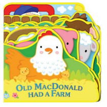 Old MacDonald Had a Farm: Read Along. Sing the Song! by Jo Moon, 9780764168598