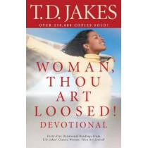 Woman, Thou Art Loosed! Devotional by T. D. Jakes, 9780764204500