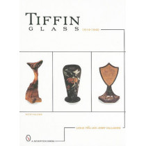 Tiffin Glass, 1914-1940 by Leslie Pina, 9780764301025