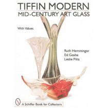 Tiffin Modern Mid-Century Art Glass by Ruth Hemminger, 9780764303203