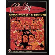 Bally Bingo Pinball Machines by Jeffrey Lawton, 9780764308741