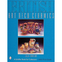 British Art Deco Ceramics by Colin Mawston, 9780764310591