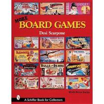 More Board Games by Desi Scarpone, 9780764311611