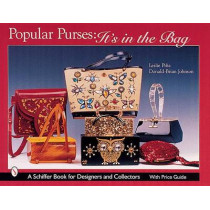 Pular Purses: Its in the Bag! by Leslie Pina, 9780764312939