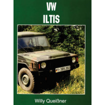 VW Iltis by Willy Queissner, 9780764313097