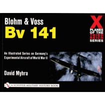 Blohm and Vs Bv 141 by David Myhra, 9780764313974