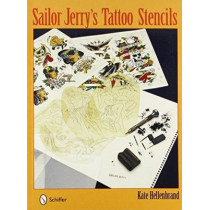 Sailor Jerry's Tattoo Stencils by Kate Hellenbrand, 9780764315626