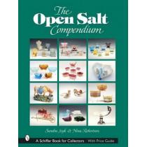 Open Salt Compendium by Sandra Jzyk, 9780764315930