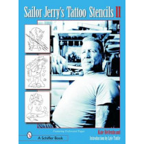 Sailor Jerry's Tattoo Stencils II by Kate Hellenbrand, 9780764316555