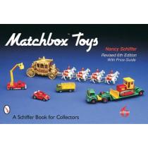 Matchbox Toys by Nancy Schiffer, 9780764317248